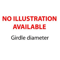 girdle diameter